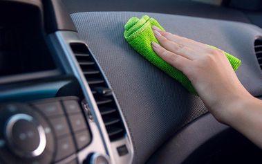 Zevrubná očista vašeho automobilu