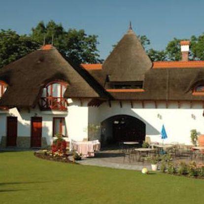 Pobyt v zemi jihoslovenských termálních koupališť v oblíbeném penzionu Žitava!