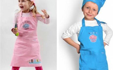 Dětská sada Malý šéfkuchař