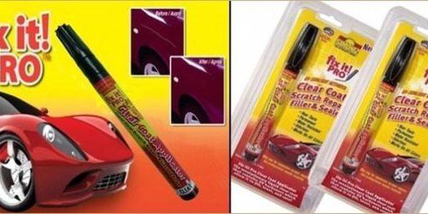 Korekturní tužka Fix It Pro - AKCE 1+1 Zdarma - proč by jste platili za drahé opravy? Fix It Pro vyplní chybějící část laku a tím se stane původní rýha neviditelnou.