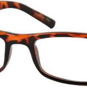 Brýle čtecí American Way s LED osvětlením +2.00