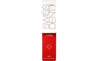Swissdent Extreme Whitening zubní pasta 50 ml