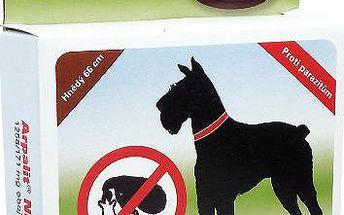 ARPALIT Neo 7M antiparazitní obojek PSI 66cm hnědý