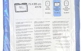 INKONTINENČNÍ podlložky Abri Soft pratelná 75x85cm 1ks se záložkou 4173