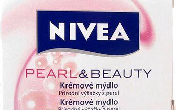 NIVEA mýdlo pearl&beauty 100 g