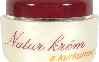 Barekol Natur krém s kurkumou 50ml