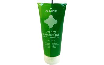 ALPA Lesana bylinný gel 100 ml