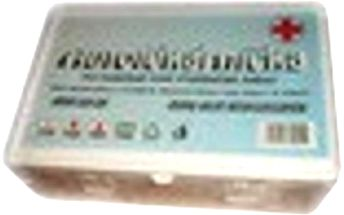 Autolékárnička plastová OMAT vel.I 216/2010