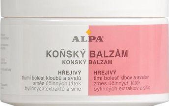 Alpa Koňský balzám hřejivý 250 ml