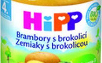HiPP BABY MENU BIO Brambory brokolice 190g CZ4160