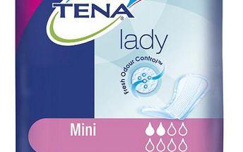 Inkontinenční vložky TENA Lady Mini 10 ks