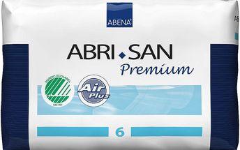 Inkontinenční plena Abri-san Plus No. 6 Air Plus 34 ks