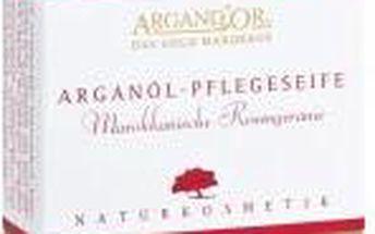 Argandor - Rougier Argandor - Rougier Arganové pečující mýdlo Marocká růže 110g