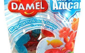Bonbóny DAMEL želat.zvířátka bez cukru 100g