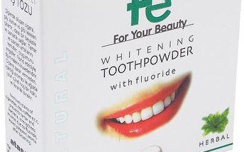 FE Bělící zubní pudr - HERBAL 50 g