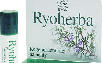 RYOR Ryoherba regenerační olej na nehty 5ml