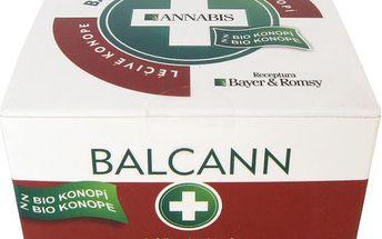 Annabis, Annabis Balcann konopná mast 80 ml