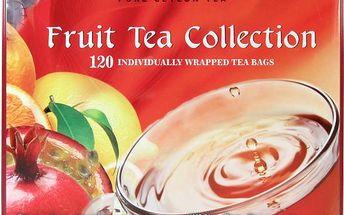 Čaje Fruit Tea Collection 6 druhů po 20ks