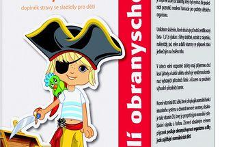 Hlíva ústřičná pro děti s rakytníkem Imunit 30 tablet + POKLAD