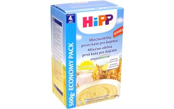 HIPP 1.KAŠE Mléčnoobilná 500 g