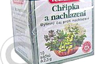 TEEKANNE Chřipka a nachlazení bylinný čaj 10 x 2.3 g