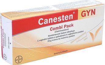 Canesten GYN Combi Pack vag.tbl.1+drm.crm.20gm