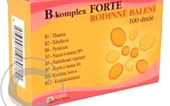 ROSEN B-komplex FORTE rodinné balení 100 tablet
