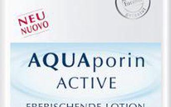 EUCERIN Tělové mléko AQUAporin ACTIVE pro normální pokožku 400 ml