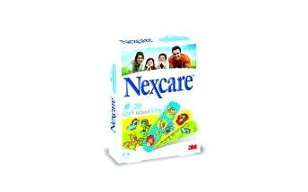 3M Nexcare KIDS 20 SOFT Design 20 kusů