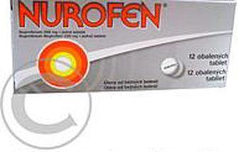 NUROFEN 12X200MG Obalené tablety