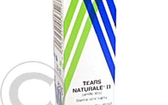 TEARS NATURALE II GTT OPH 1X15ML