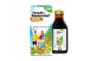 Salus Floradix Kindervital Fruity 250ml