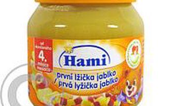 HAMI První lžička Jablko 125 g