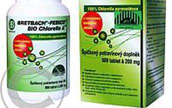 PROBACH Bretbach - Febico BIO Chlorella A+ 500 tablet