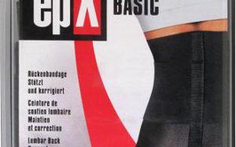 Bandáž zad EpX Back Basic vel. XL
