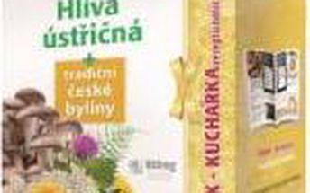 Imunit Hlíva ústřičná a tradiční byliny 120 + 40 tobolek + kuchařka zdarma