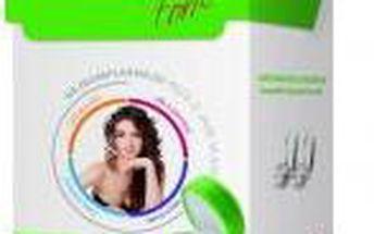 Donna Hair Forte 3 měsíční kúra 90 tobolek + náušnice Swarovski 2015