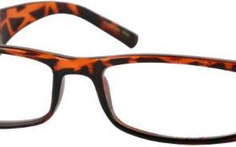 AMERICAN WAY Brýle čtecí American Way s LED osvětlením +3.00