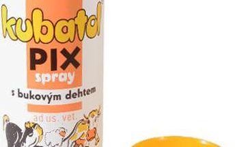 Aveflor Kubatol PIX spray s bukovým dehtem 150ml