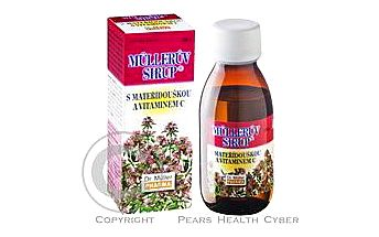 Dr. Müller sirup s mateřídouškou a vitaminem C 130g