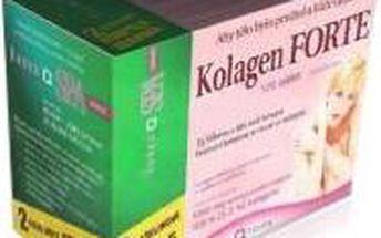 ROSENTRADE A.S. ROSENPHARMA Rosen Kolagen Forte 120 tablet + 2 RosenSpa zelená koupel ZDARMA