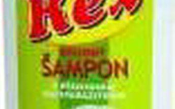 Rex Bylinný šampon pro psy s antiparazitní přísadou 250 ml PAVES