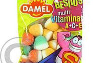Bonbóny BESITOS želatina s vitamínem A + C + E + minerály 150 g