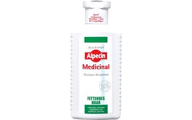 ALPECIN Medicinal koncentrovaný šampon na mastné vlasy 200ml
