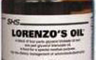 LORENZO - OIL POR OIL 1X500ML PLAST