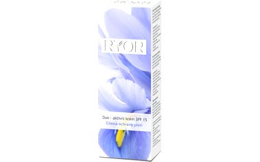 RYOR Duo - aktivní krém SPF 15 50 ml