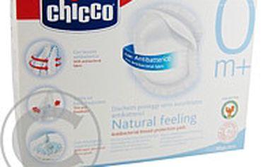 Chicco Tampóny antibakteriální do podprsenky 30ks
