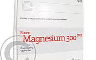 Rosen Magnesium 300mg perlivé pastilky 20ks : Výprodej