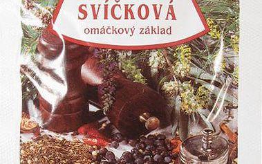 BENKOR Bezlepková směs - Svíčková omáčkový základ 30g