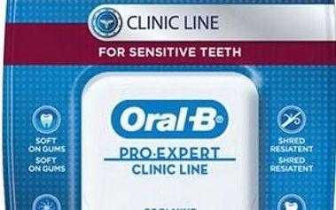 Oral B dentální nit Floss Expert Clinic 25m